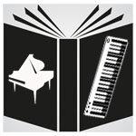 دسته کتاب آکاردئون و پیانو و کیبرد