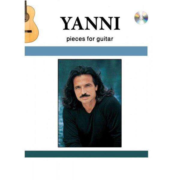 قطعات یانی برای گیتار