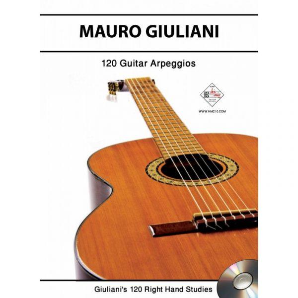 مائورو جولیانی(120آرپژ برای گیتار)