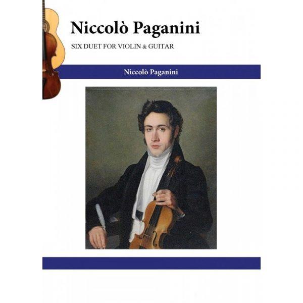 پاگانینی (دوئت گیتار و ویولن )