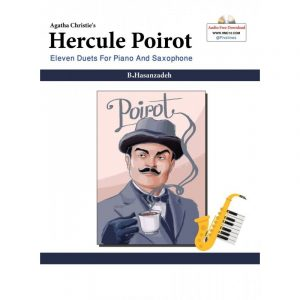 پوآرو (11 قطعه دوئت برای پیانو و ساکسفون)