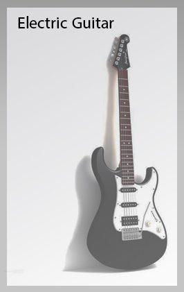 تصویر دسته گیتار الکتریک